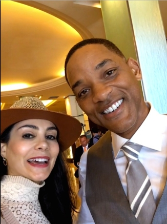 WILL SMITH CANNNES 2017
